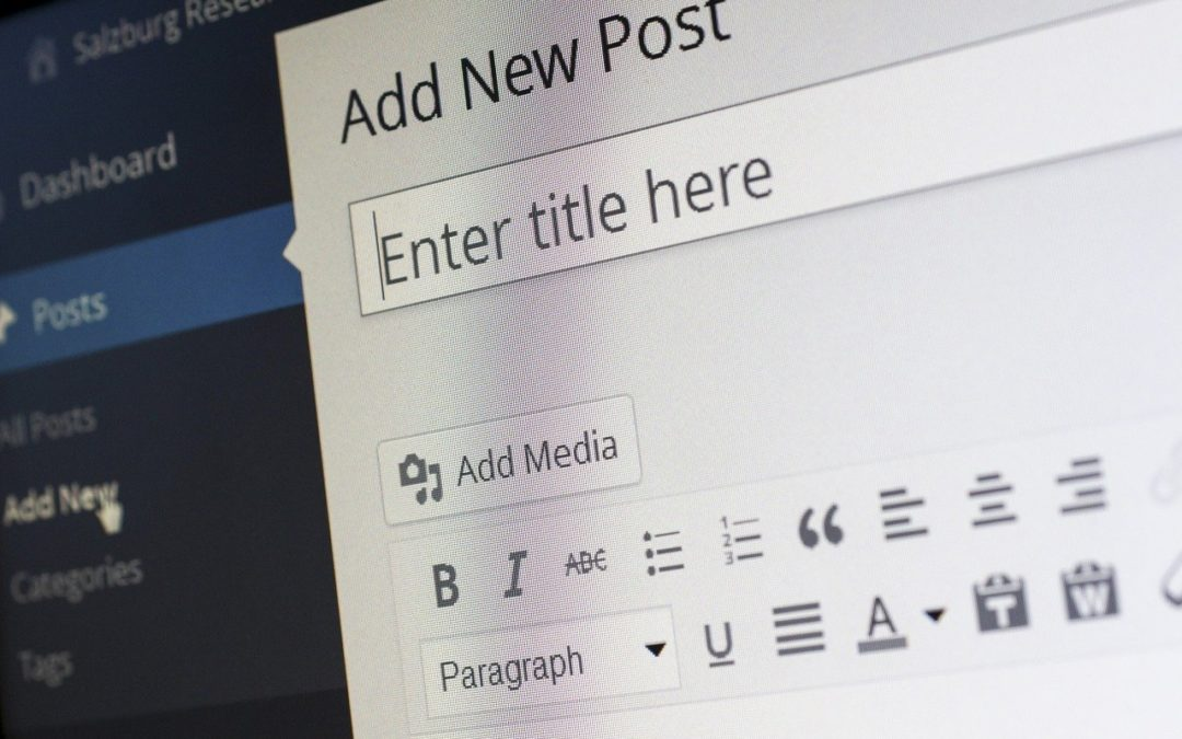 Ventajas de WordPress para tu web